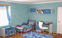Кровать машинка Police KM