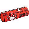 HK18-640 Пенал-тубус (1 отд) KITE 2018 Hello Kitty 640