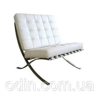 Кресло Барселона (белое)