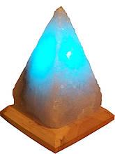Сольова лампа Піраміда мала 4-5 кг