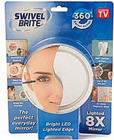 Зеркало SWIVEL BRITE с подсветкой для макиажа