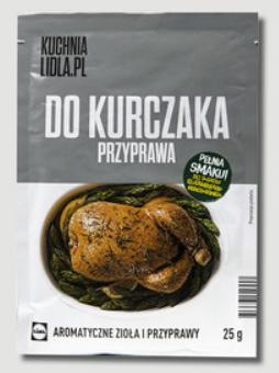 Приправа Kuchnia Lidl.PL Do Kurczaka 25 г, фото 2