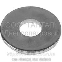 Шайба плоская увеличенная стальная оцинкованная от 2 до 48, ГОСТ 6958-78, DIN 9021, ISO 7093