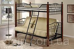 Двухъярусная диван кровать ДД Фан Футон (DD Fun Futon)