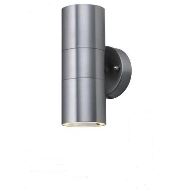 Фасадный уличный светильник Horoz HL266 2хGU10 IP44 Код.58288