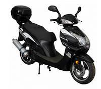 Мотороллер скутер мопед Spark SP150S-17 Спарк ДТЗ 150 см³ куб кубов