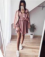 Женское милое Платье Свободное