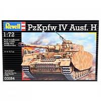 Сборная модель Revell Танк PzKpfw. IV Ausf. H 1:72 (3184)