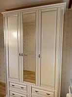 Шкаф 1500х550*2200 с зеркалом  из МДФ, фото 1
