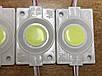 Светодиодный модуль COB SL-5030F 2.4W холодный белый IP65 12V Код.59160, фото 2