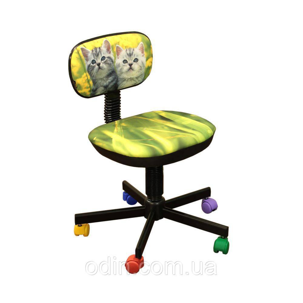 Крісло дитяче Бамбо Дизайн №8 Кошенята