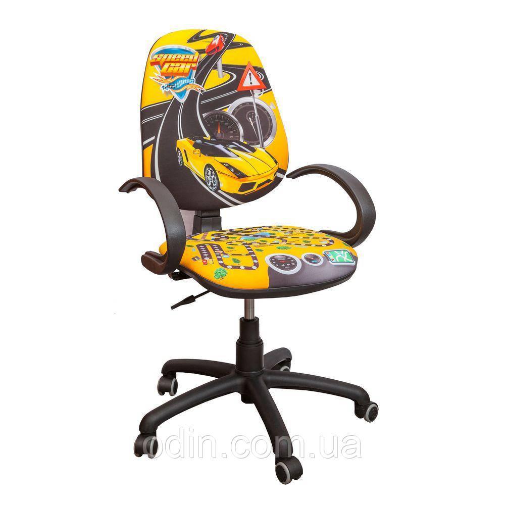 Кресло Поло Дизайн Игра Гонки