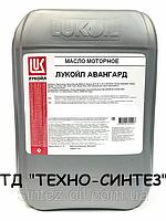 ЛУКОЙЛ АВАНГАРД SAE 40 API CF/CD/SF (20 л) Моторне масло