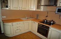 угловые кухни из ясеня фото 77