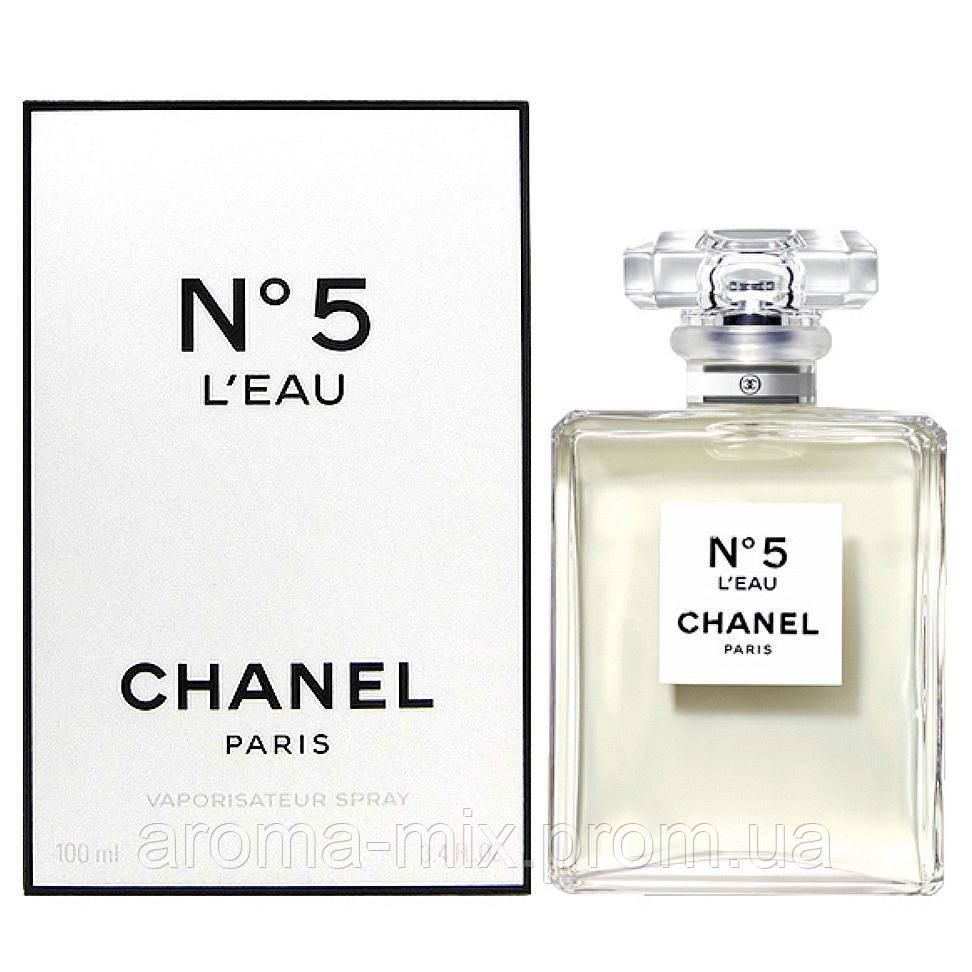 Chanel No 5 Leau Chanel женская туалетная вода цена 280 грн