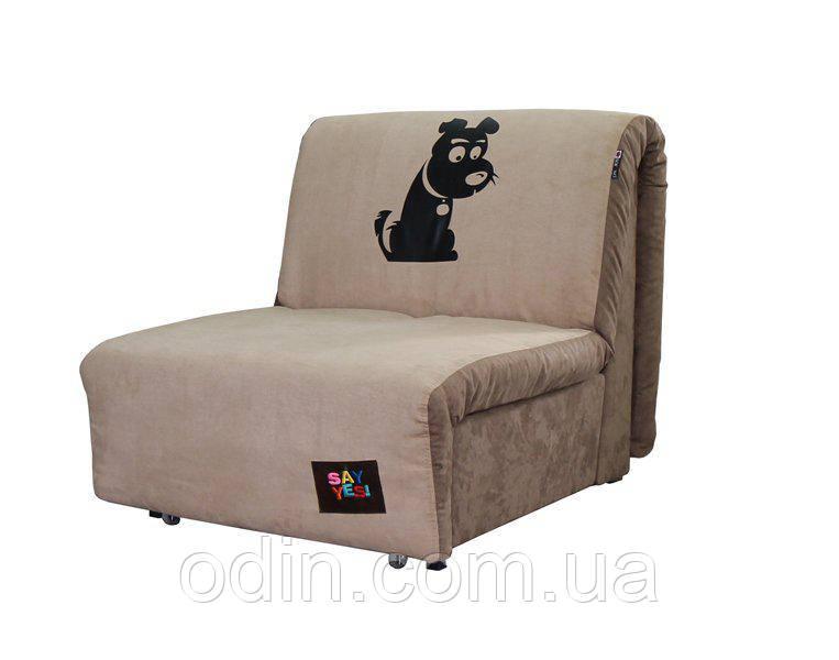 Кресло Хеппи 0,9, 02, Бонд Caramel 03, Бонд Coffe 04,