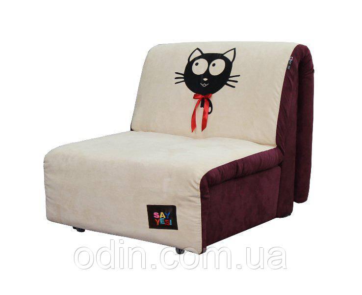 Кресло Хеппи 0,9, 13, Бонд Beige 01, Бонд Bordo13