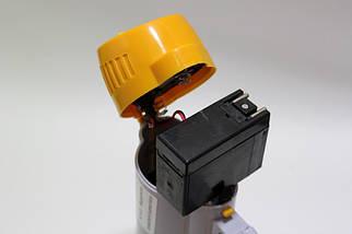 Рупор Мегафон HQ-108 + сирена + запись + воспроизведение + АКБ в комплекте!, фото 2