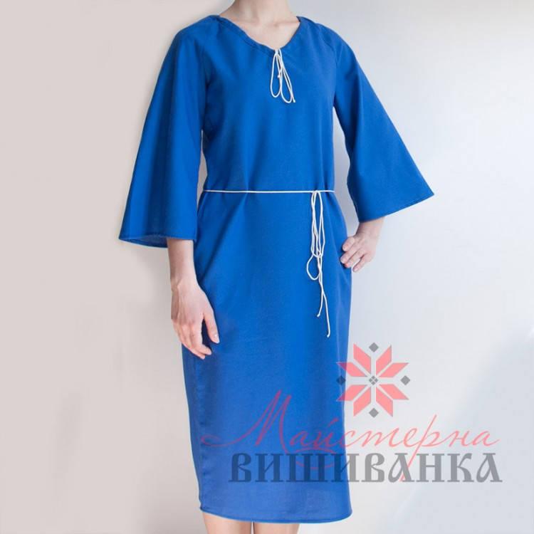Заготівля сукні під вишивку СК-01 с  купити за ціною 630 грн. пог.м ... 89f1c9f638679