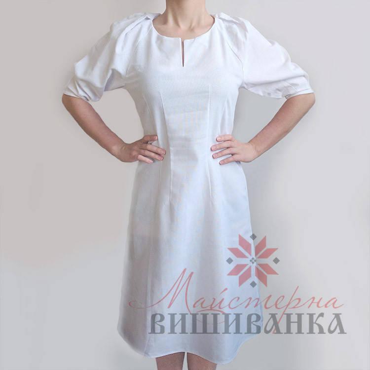 Заготівля сукні під вишивку СК-04  купити за ціною 580 грн. пог.м в ... 85f2876cdc2db