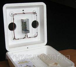 Инкубатор СовеК Веселое семейство-2Т 80 яиц, ручной переворот, ТЭН, фото 3