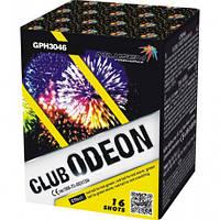 Салютная установка CLUB ODEON GPH3046 (16 выстрелов 25 калибром)