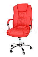 Кресло офисное компьютерное Calviano Max красный