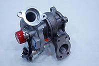 Турбина новая (Турция) Mazda 2 9643675880 EGTS 68 HP (л.с.)