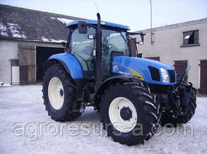 Трактор T 6070, New Holland