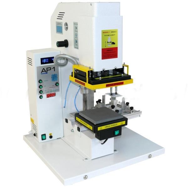 Пневматический термопресс-автомат для маркировки одежды Schulze АР-1