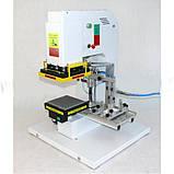 Пневматический термопресс-автомат для маркировки одежды Schulze АР-1, фото 2