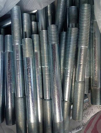 Шпилька М8 ГОСТ 22040-76, ГОСТ 22041-76, DIN 940 с ввинчиваемым концом длиной 2,5d, фото 2