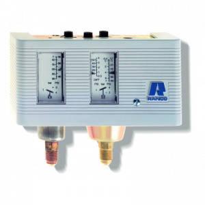 Реле тиску Ranco 017H 4701 двоблочне автомат  (LP&HP) (Реле тиску Ranco 017H 4701 двоблочне автомат  (LP&HP)), фото 2