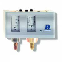 Реле тиску Ranco 017H 4701 двоблочне автомат  (LP&HP) (Реле тиску Ranco 017H 4701 двоблочне автомат  (LP&HP))