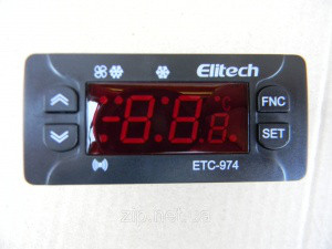 Контролер температури Elitech ETC-974  (Контролер температури Elitech ETC-974 )