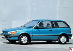 Mitsubishi Colt / Митсубиси Кольт (Хетчбек) (1988-1992)