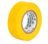 Ізолента ПВХ жовта 21м (Ізолента ПВХ жовта 21м)