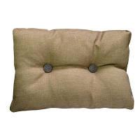 Подушка декоративная TWIST Бежевая 25*35 см