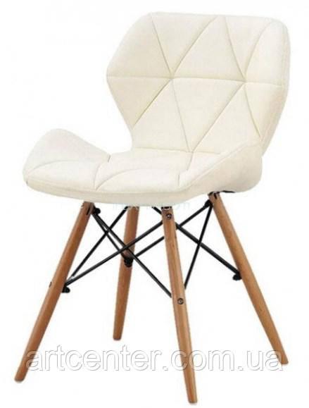 Стул для маникюрщицы, стул для дома, стул для посетителей, стул обеденный(СТАР белый)