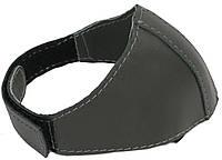 Автопятка кожаная для женской обуви серая 608835-2