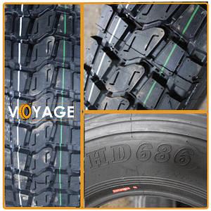 Грузовая шина Fronway HD 686 (Ведущая) 12.00R20