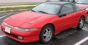 Mitsubishi Eclipse / Митсубиси Эклипс (Купе) (1990-1994)