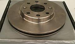 Диск тормозной передний вентилируемый Aveo комплект (2 шт) Profit