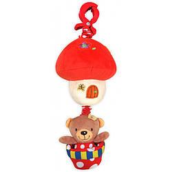 Плюшевая игрушка Baby Mix P/1116- 2981 Мишка на воздушном шаре