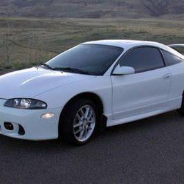 Mitsubishi Eclipse / Митсубиси Эклипс (Купе) (1995-1999)