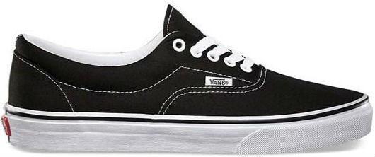Vans Era Classic Black White   кеды мужские и женские  вэнс эра  черные- 67c0f0df07c