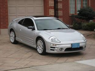 Mitsubishi Eclipse / Митсубиси Эклипс (Купе, Кабриолет) (2000-2006)
