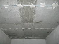 Штукатурка потолков высококачественная