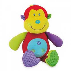 Плюшевая игрушка Baby Mix  STK-12597M Обезьянка
