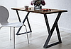 Опора для стола из металла, фото 3